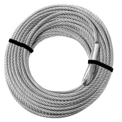 KFI Products 2500-3500 lb. Replacement Winch Cable