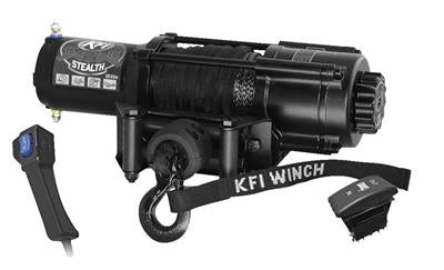 KFI SE45w 4500 Lb. Stealth Winch Kit (WIDE)