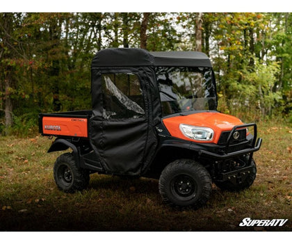 Kubota RTV Soft Cab Enclosure Doors
