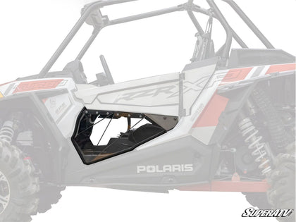 Polaris RZR XP Turbo Clear Lower Doors