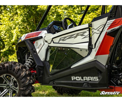 Polaris RZR XP 1000 Clear Lower Doors