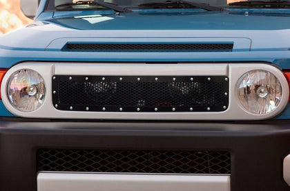 2 Piece Steel Grille for Toyota FJ Cruiser 2007-2014