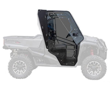 Honda Pioneer 1000 Scratch Resistant Full Cab Enclosure Doors