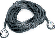 Warn ATV Synthetic Rope Extension - Allterraindepot