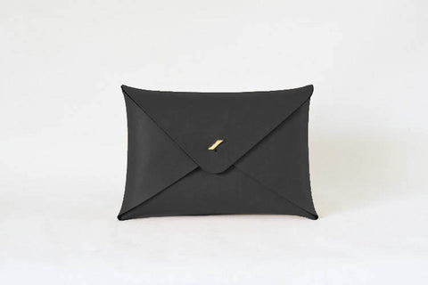 Reversible Envelope - Black / Ivory