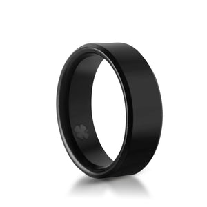 """Grady"" Tungsten Carbide Ring Tungsten Lucky Rings"
