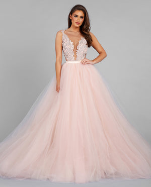 Spencer Ballgown