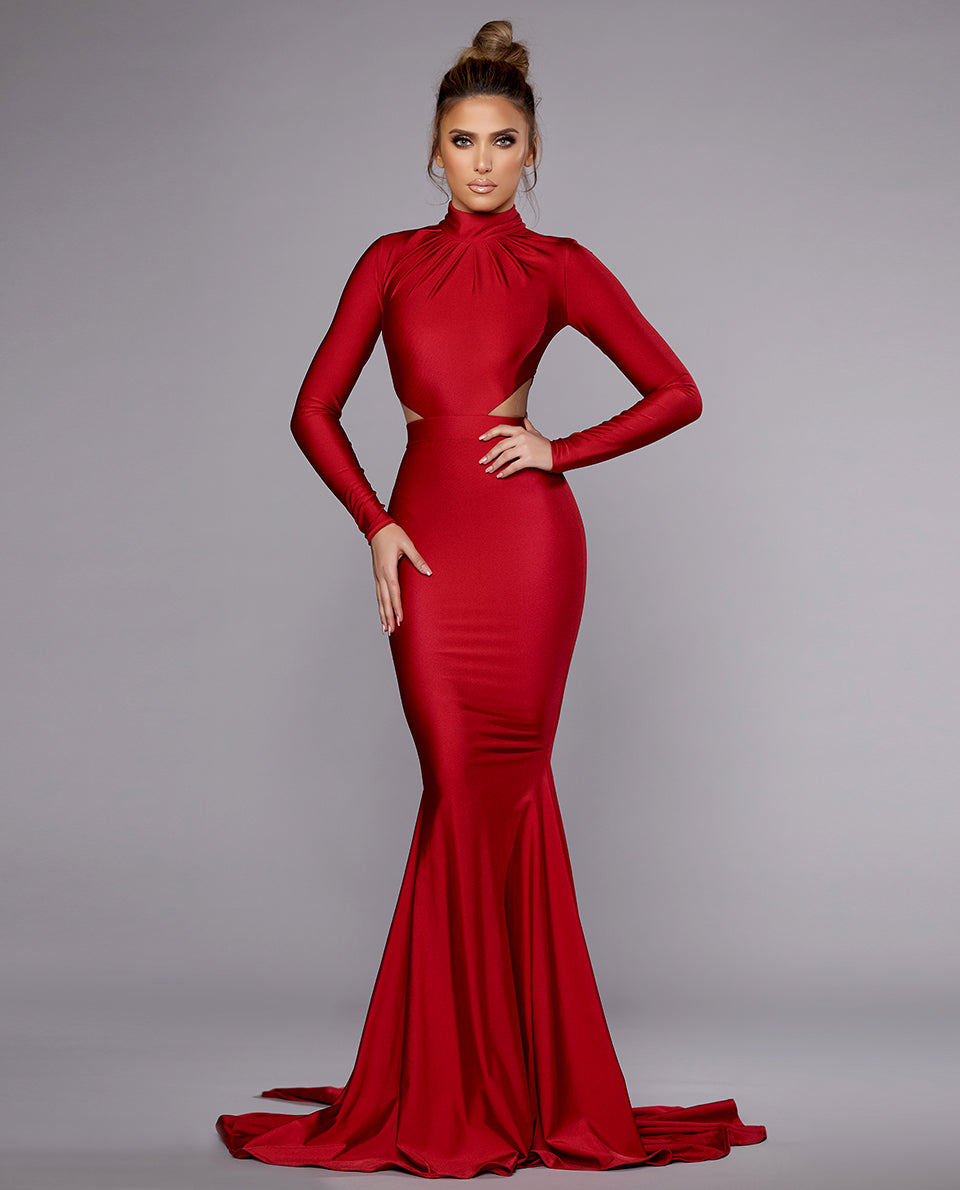 Fuego Gown