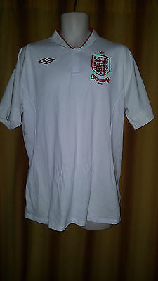 2012 England Home Shirt Size 44 - Forever Football Shirts