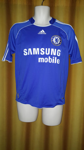 2006-08 Chelsea Home Shirt Size Small - Lampard #8 - Forever Football Shirts