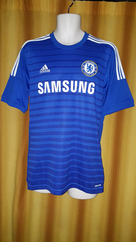2014-15 Chelsea Home Shirt Size Medium – Diego Costa #19