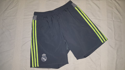 2015-16 Real Madrid Away Shorts Size Medium