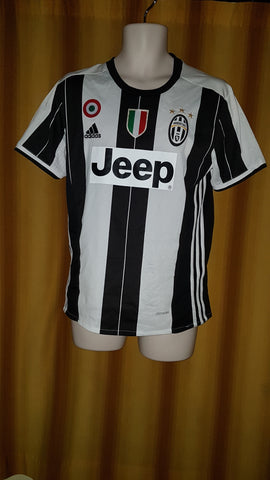 8004063fd 2016-17 Juventus Home Shirt Size Small - Pogba  10 – Forever ...