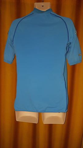 2002-03 Italy Home Shirt Size Small