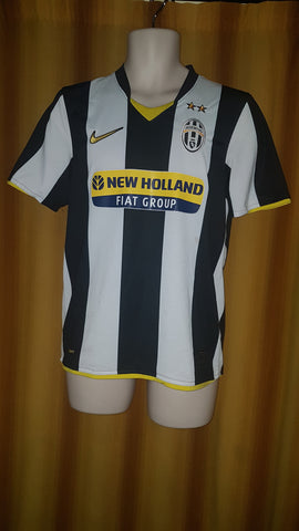 2008-09 Juventus Home Shirt Size Small