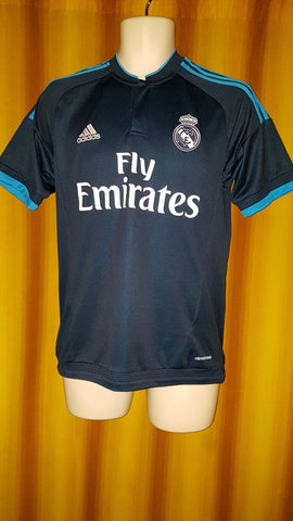 2015-16 Real Madrid 3rd Shirt Size Small