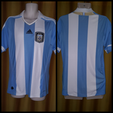 2011-13 Argentina Home Shirt Size Medium - Forever Football Shirts