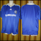 2008-09 Chelsea Home Shirt Size Large
