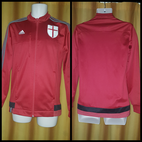 2015-16 AC Milan Track Jacket Size Small