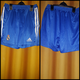 2004-05 Real Madrid 3rd Shorts Size 32-34 - Forever Football Shirts