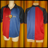 1999-00 Barcelona Home Shirt (2004 Remake) Size Small - Forever Football Shirts