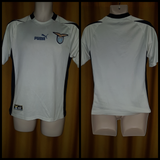 2003-04 SS Lazio Away Shirt Size Small - Forever Football Shirts