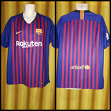 2018-19 Barcelona Home Shirt Size XL