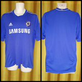 2012-13 Chelsea Home Shirt Size Large