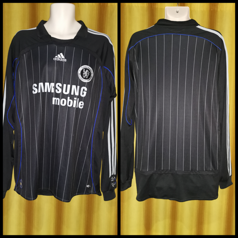 2006-07 Chelsea 3rd Shirt Size XL (Long Sleeve)