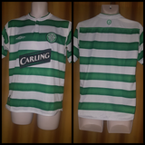 2003-04 Celtic Home Shirt Size Small
