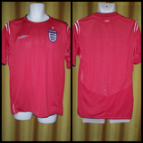 2004-06 England Away Shirt Size Large - Forever Football Shirts