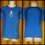 2005-07 Italy Home Shirt Size Small - Forever Football Shirts