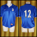 1998 Italy Home Shirt Size Extra Small - #12