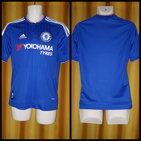 2015-16 Chelsea Home Shirt Size 15-16 Years