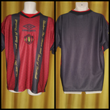 1994-96 Manchester United Leisure Shirt Size Large