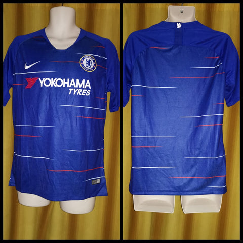 2018-19 Chelsea Home Shirt Size Medium