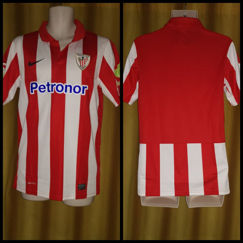 2013-14 Athletic Bilbao Home Shirt (BNWT)