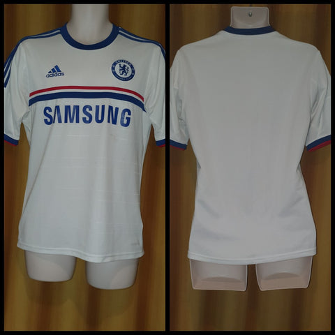 2013-14 Chelsea Away Shirt Size Small
