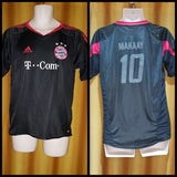 2004-06 Bayern Munich 3rd Shirt Size 34-36 - Makaay #10 - Forever Football Shirts