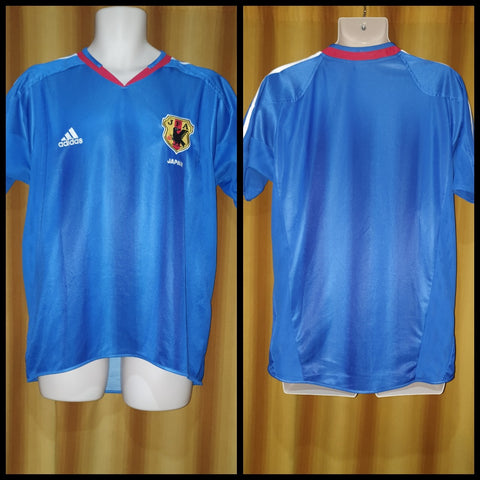 2004-05 Japan Home Shirt Size Small
