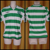 2001-03 Celtic Home Shirt Size Small