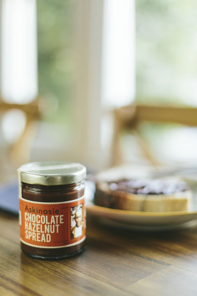 Askinosie's Chocolate Hazelnut Spread