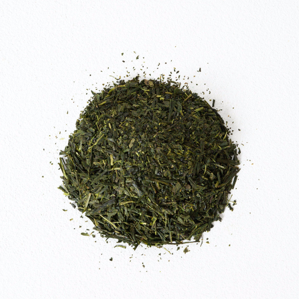 Organic Meigetsu Green Tea by Morihata in the PHYLA Shop! Photo Courtesy of Morihata