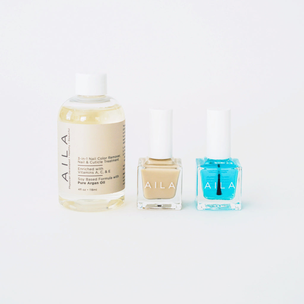 I'm Naked I'm Naked Nail Lacquer by AILA in the PHYLA Shop! Curate Your Own Gift Box - 2