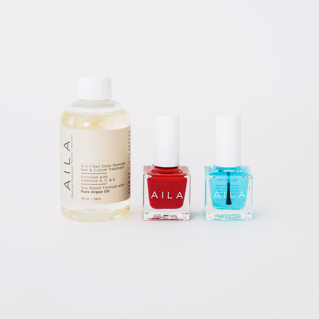 Sarang Nail Lacquer by AILA in the PHYLA Shop! Curate Your Own Gift Box - 2