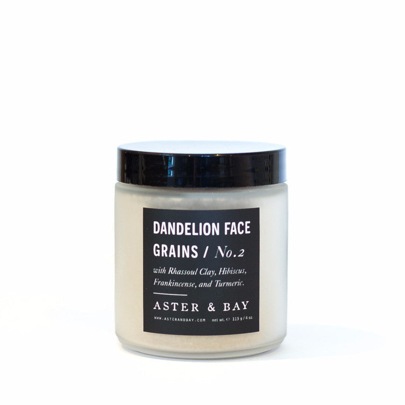 Dandelion Face Grains by Aster + Bay in the PHYLA Shop! Curate Your Own Gift Box