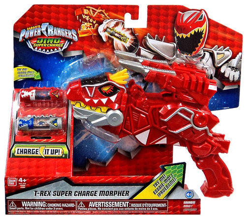 Dino Super Charge