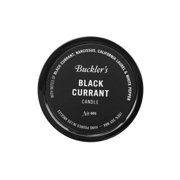 Black Currant Candle (2oz. Travel Size)