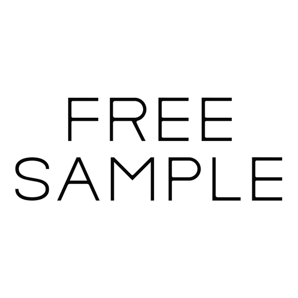 Deluxe Sample With Your Order