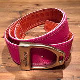 ManeJane Belt w/Buckle - Pink